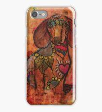 Datchshund Stylized iPhone Case/Skin