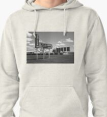 Route 66 Drive-In Theater Pullover Hoodie