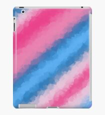 Cotton Candy Soft Rainbow Colors iPad Case/Skin