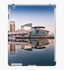 Salford Quays iPad Case/Skin