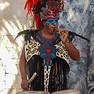 Mayan Performance @ Costa Maya  by John  Kapusta