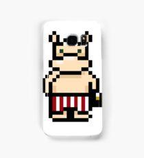 Moomin Pixel art Samsung Galaxy Case/Skin
