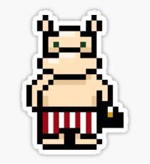Moomin Pixel art Sticker