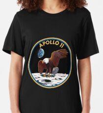 Apollo 11 Slim Fit T-Shirt