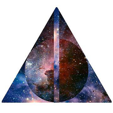 Galaxy Trinity by chasensmith