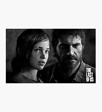 The Last of Us Poster Photographic Print