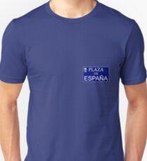 Plaza de España Unisex T-Shirt