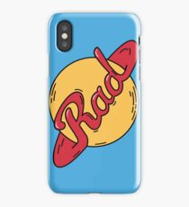 Rad iPhone Case/Skin