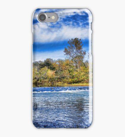 Spring River Rapids iPhone Case/Skin