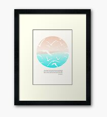 Sea Fever II Framed Print