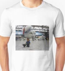 Attack of Stay Puft Unisex T-Shirt