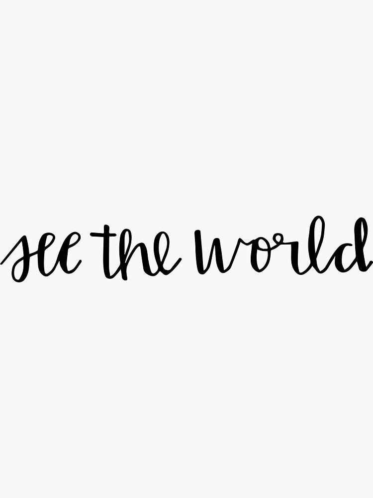 ver el mundo de cgidesign