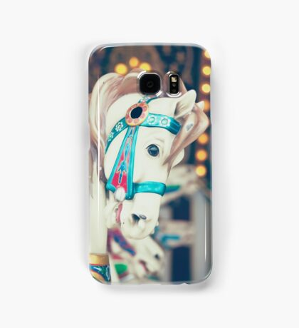 Pauly Carousel Horse Samsung Galaxy Case/Skin