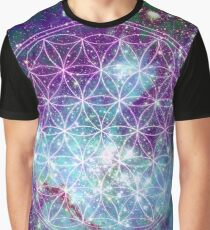 Flower of Life No. 1 Graphic T-Shirt