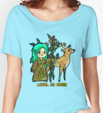 Level 20 Druid Women's Relaxed Fit T-Shirt