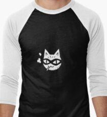 Cat Crime Men's Baseball ¾ T-Shirt