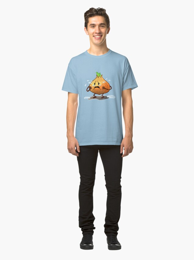 Alternate view of Crying Onion Classic T-Shirt