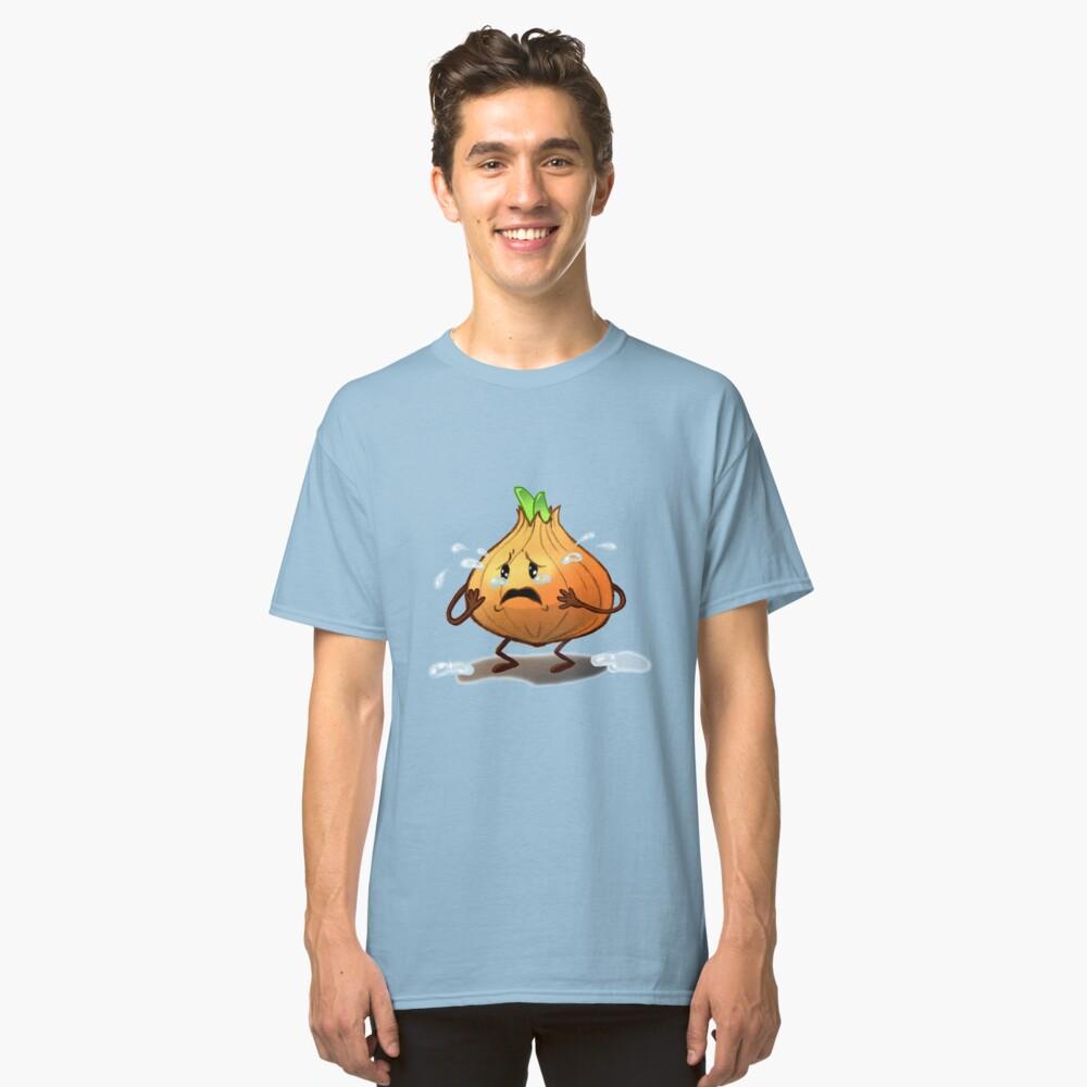 Crying Onion Classic T-Shirt