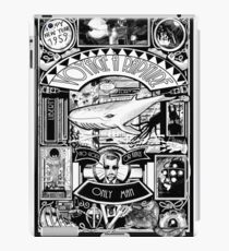 BIOSHOCK JULES VERNE STYLE BW iPad Case/Skin