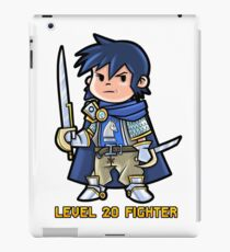Level 20 Fighter iPad Case/Skin