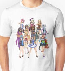 HuniePop Group Unisex T-Shirt