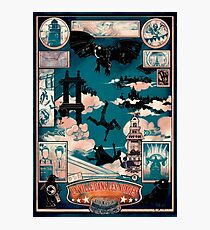 BIOSHOCK INFINITE CITY IN THE SKY 2 Photographic Print