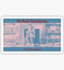 The Royal Tenenbaums | Wes Anderson | Richie Tenenbaum Sticker