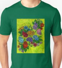 An Explosion of Roses T-Shirt