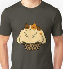 Fat Calico Tiny Basket Unisex T-Shirt