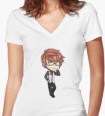 Mystic Messenger | Formal | Seven Women's Fitted V-Neck T-Shirt