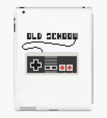 NES joystick. Pixelart. iPad Case/Skin