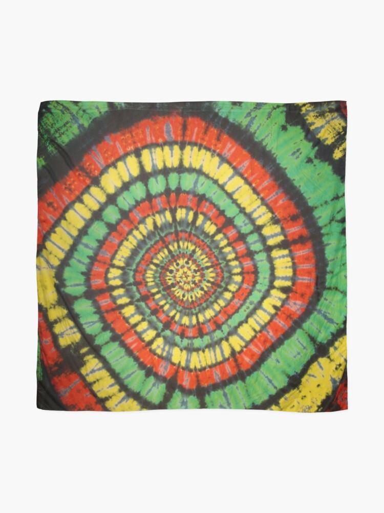 Alternative Ansicht von Tie-Dye Fraggle Tuch
