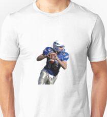 American Footballer White background T-Shirt