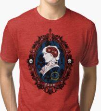 A Watchful Mind Tri-blend T-Shirt