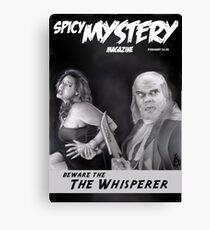 SPICY MYSTERY Canvas Print