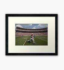 American Football Photo 2 Framed Print