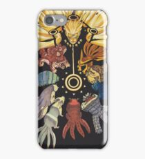 Naruto - Bijuu  iPhone Case/Skin