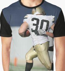 American Football Photo 3 Graphic T-Shirt