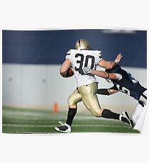 American Football Photo 3 Poster