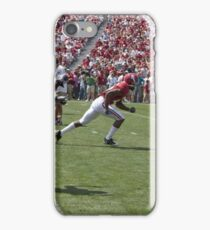 American Football Photo 1 iPhone Case/Skin