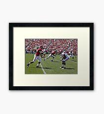 American Football Photo 1 Framed Print