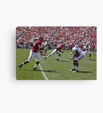 American Football Photo 1 Canvas Print