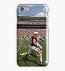 American Football Photo 2 iPhone Case/Skin