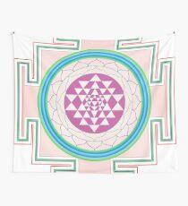 sri yantra Wall Tapestry