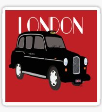 London By Hackney Service Sticker