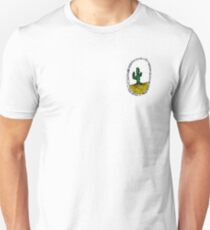 POKA CACTUS  Unisex T-Shirt