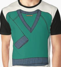 Green pullover Graphic T-Shirt