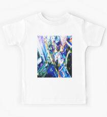 Cyberpunk City - It's raining Kids Clothes