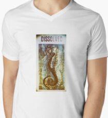 Dissolved: Seahorse Men's V-Neck T-Shirt