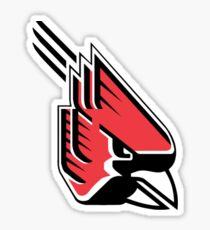 Ball State Cardinals Sticker